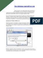 Instalar Varios Sistemas Operativos Con Virtual Box