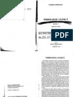 Psihologie Clinica - Vasile Perciun