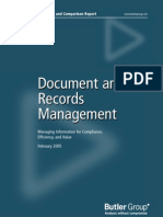 Records Management Vendors