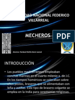 PRESENTACION DE MECHEROS