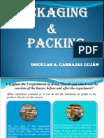 P&P - Grupo 2 - Consumer Behavior - Douglas Augusto Carbajal Luján