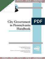 City Govt PA