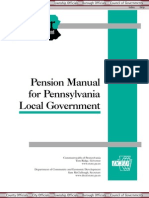 Pension Manual