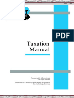 Taxation Manual