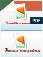 Executive Communication Part 2