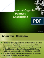 Madhyanchal Organic Farmers Ppt2