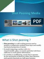 Shot Peening Media