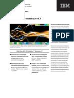 IBM Info Sphere Warehouse 9.7 Brochure