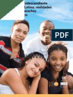 informe_afro relatório das desiguldades juventude afrodescendente