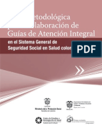 GUIA DE ATENCION INTEGRAL