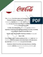 The Prototype Coca