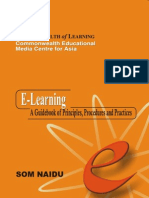 E-Learning -- A Guidebook of Principles, Procedures and Practices