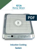 Cocina Induccion Rena Ware View Document