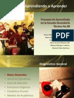 Análisis Institucional de Escuela Secundaria Técnica 98