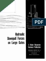 Downpull Force