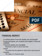 Fin Mkts & Insts