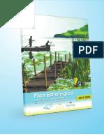 Plan Estratégico lago Péten Itza 2010-2020