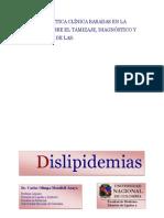 Guias Dislipidemias