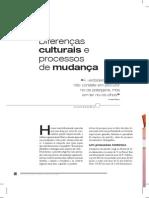 Diferenças Culturais e Processos de Mudanças (Livro)