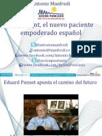 """""""El ePaciente en la Web Social"""", Antonio Manfredi"""