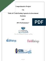 CRA Report