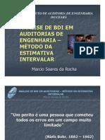 MarcioRocha-Análise de BDI em auditorias de engenharia