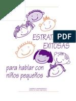 Estrategias Exitosas Para Hablar Con Los Niños