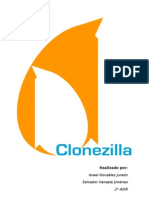 Clonezilla (Israel G.J. y Salvador v.J.)