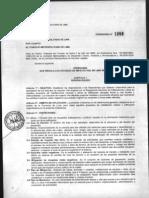 Ordenanza N°1268 MML (Regulación de Estudios de Impacto Vial en Lima Metropolitana)
