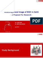 IMRB Proposal_BSES Energy_Brand Imagery Study_260411