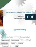 ME0203 Ch 1 Welding