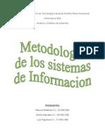 Metodologia de Los Sistemas
