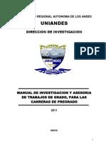 MANUAL DE INVESTIGACIÓN-PREGRADO 2011 (1)