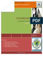 El Counselling o A