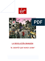 LA REVOLUCIÓN BRANSON