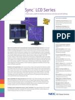 NEC LCD Brochure