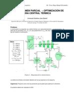 Optimización de una planta térmica