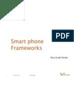 Smart Phone Platforms