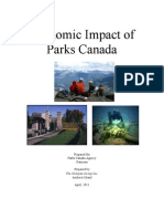 The Economic Impact of Parks Canada