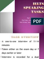 Ielts Speaking Tasks