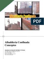 CURSO DE ALBAÑILERIA - ANALISIS Y DISEÑO