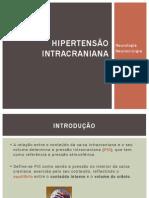 Hipertensão Intracraneana