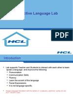 Language Lab Presentation Revised HSS