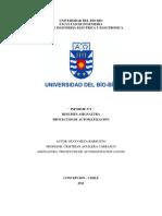 Informe Resumen Proyectos de Automatizacion