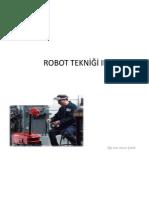 ROBOT TEKNİĞİ II