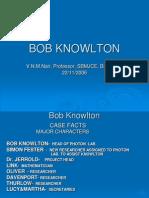 61920615 Bob Knowlton