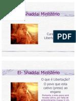 El- Shaddai MinistérioCuraLibertação