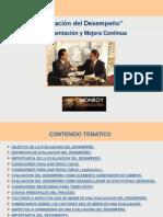 MATERIAL CURSO EVALUACION EFECTIVA DEL DESEMPEÑO