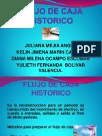 Flujo de Caja Historico