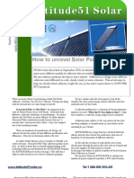 Newsletter Sep 2010 - Demystifying the Solar Thermal Market